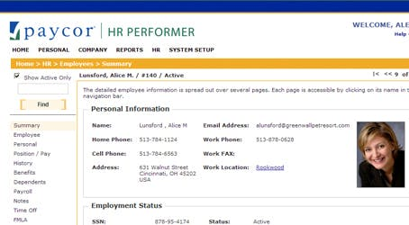 Learn how HR Performer can be customized for you