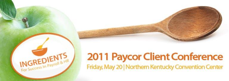 2011 Cincinnati Client Conference