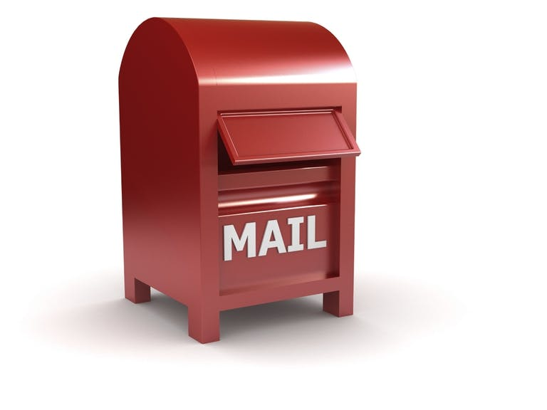 IRS Stops Business Package Mailings