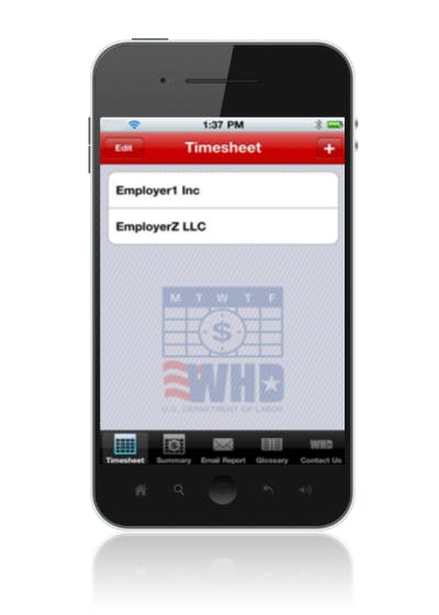 DOL Smartphone Apps: Little Brother is Watching