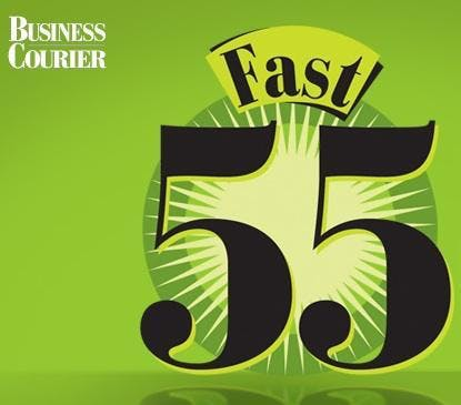 Paycor Recognized as a 2017 Fast 55 Finalist