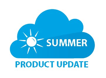 Announcing the Summer Product Update