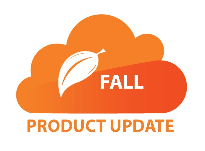 Announcing the Fall Product Update