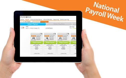 Announcing the National Payroll Week iPad Contest