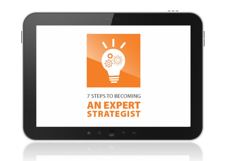 7 Steps to Becoming an Expert Strategist
