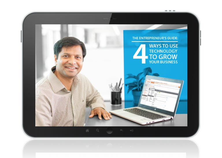 The Entrepreneur's Guide: 4 Ways to Use Technology to Grow Your Business