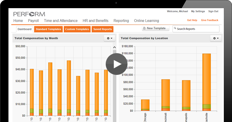 HR Reporting U0026 Analytics Software