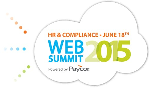 Industry Experts to Speak at Paycor's 2015 HR and Compliance Web Summit