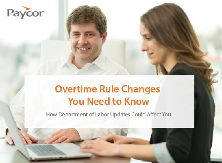 [INFOGRAPHIC] DOL Proposed Overtime Rule Changes You Need to Know