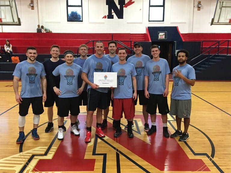 Paycor's CrossFloor Shootout Benefits Norwood School District