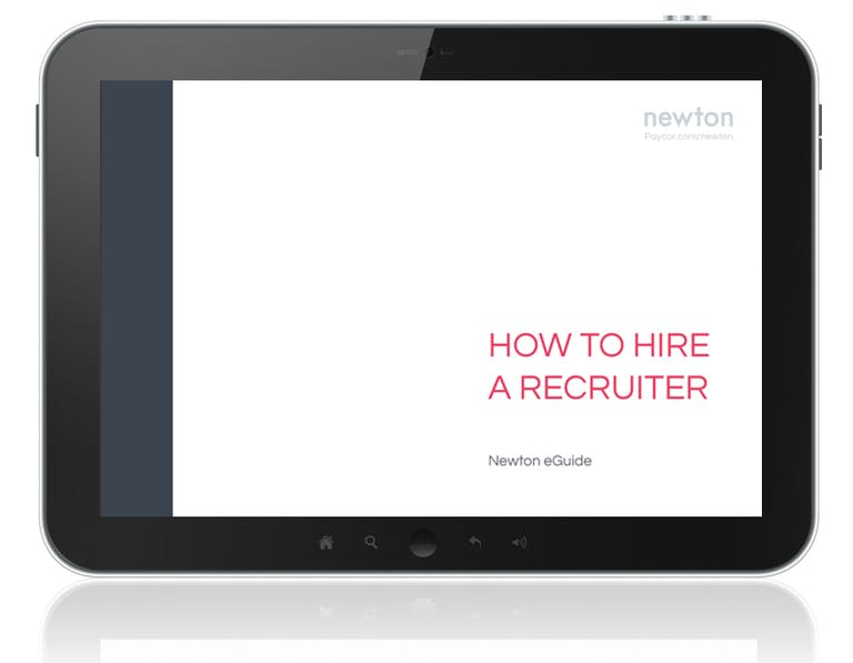 eGuide: How to Hire a Recruiter