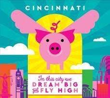 Flying Pig Marathon Mural Design to be Dedicated on October 6