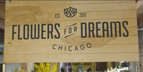 Flowers for Dreams Makes a Difference with Paycor