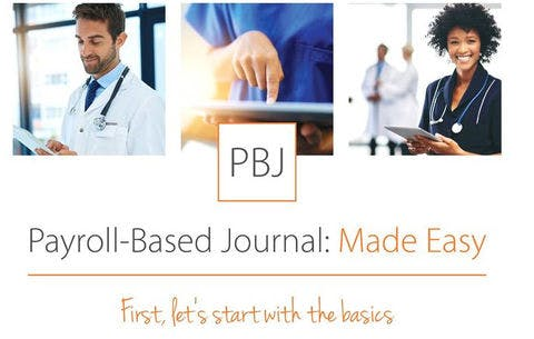 Payroll Based Journal Guide