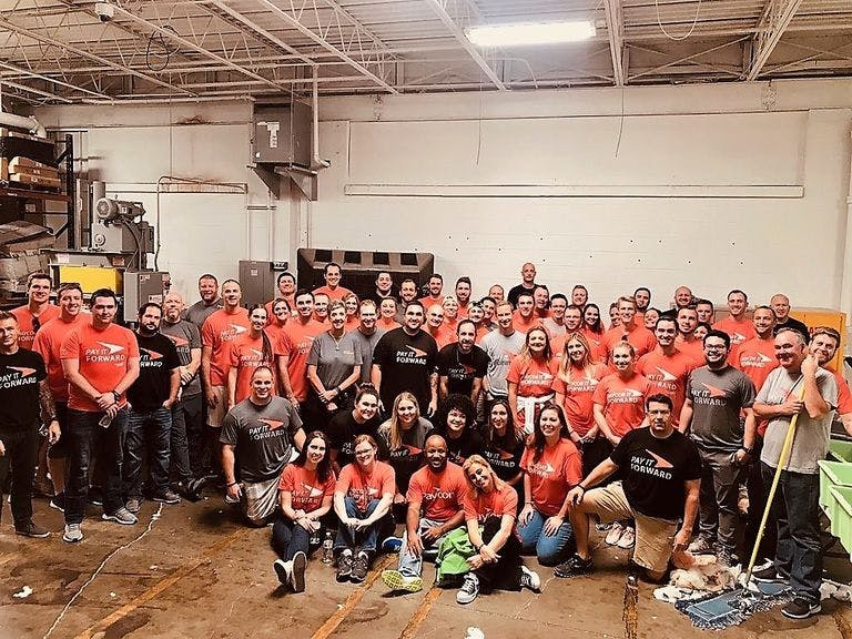 'Paycor it Forward Day': Supporting Communities Across the Nation
