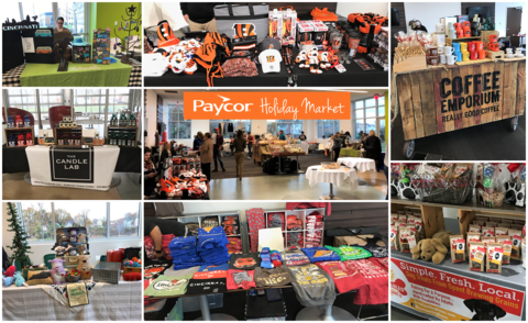 Paycor Wraps Up 4th Annual Holiday Market