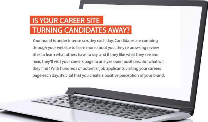Career Site Audit Checklist