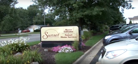 Sunset Manor Testimonial - Service