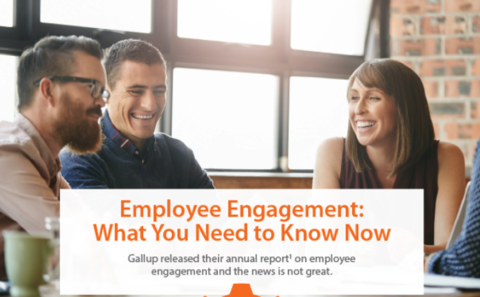 [INFOGRAPHIC] Employee Engagement: What You Need to Know Now