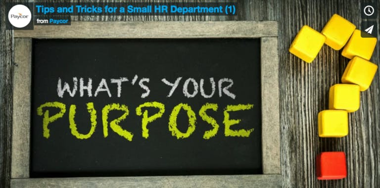 HR Tips And Tricks For A Small Business