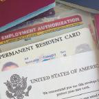 resident alien paperwork