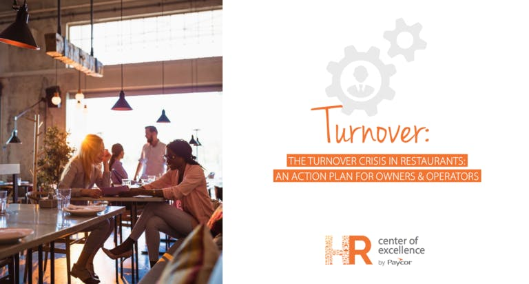 The Turnover Crisis in Restaurants