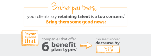 Improve Turnover with Employee Benefits
