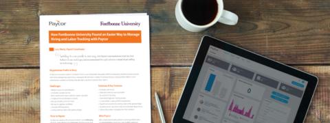 Case Study: Fontbonne University