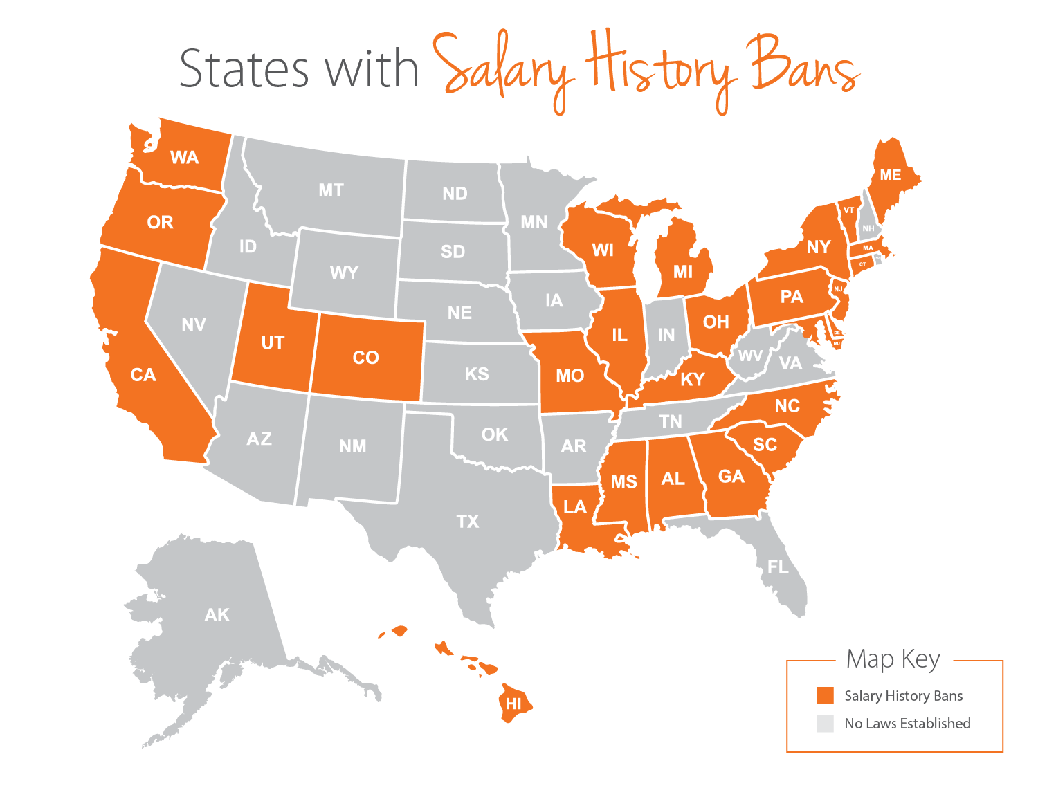states with salary history bans