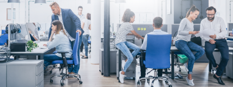 Shaping Company Culture to Attract Millennials