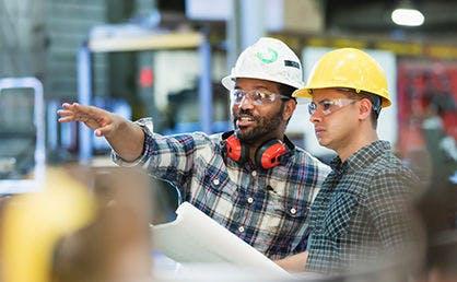 Webinar: Manufacturing & Construction Industry Spotlight: Ask an HR Expert - 11/19 @11AM ET