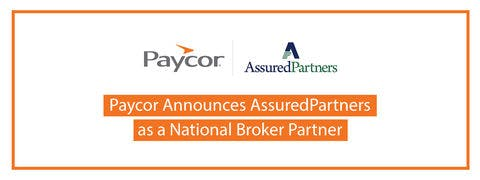Paycor Announces AssuredPartners as a National Broker Partner