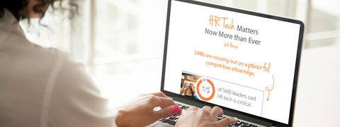 [Infographic] HR Tech Matters Now More than Ever
