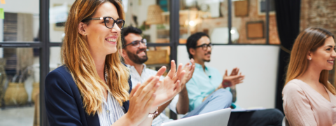 Webinar: Gratitude Webinar Series: 5 Employee Appreciation Ideas Your Workforce Will Love - 11/12 @11am ET