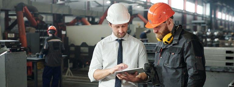 Webinar: Manufacturing & Construction Industry Spotlight: Ask an HR Expert