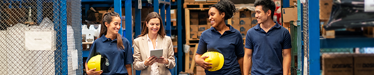 managing warehouse workers